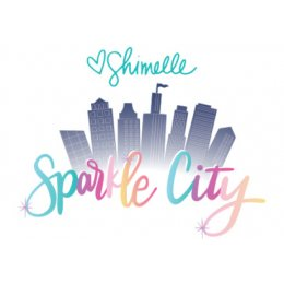 American Crafts / Shimelle - Sparkle City
