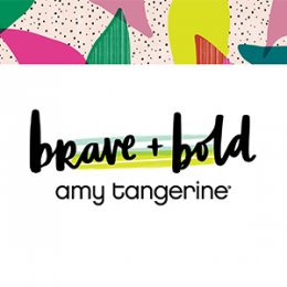Amy Tangerine / American Crafts - Brave And Bold