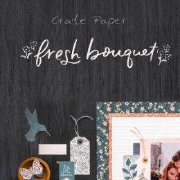 Crate Paper - Fresh Bouquet