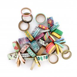 Motivkleberoller & Washi Tapes