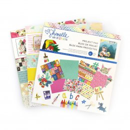 Paper & Card Kits, Pads, Collection & Layouts Kits