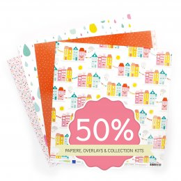 Papiere, Overlays & Collection Kits