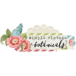 Simple Stories - Simple Vintage Botanicals