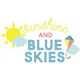 Simple Stories - Sunshine & Blue Skies