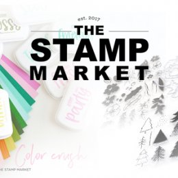 The Stamp Market - Color Crush und Stamps + Dies