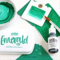 The Stamp Market - Color Crush - Ink Refill {Emerald Isle}