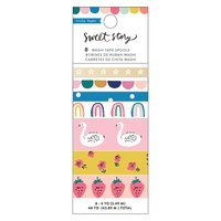 Crate Paper / Maggie Holmes - Sweet Story - Washi Tape...