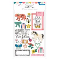 Crate Paper / Maggie Holmes - Sweet Story - Sticker Book