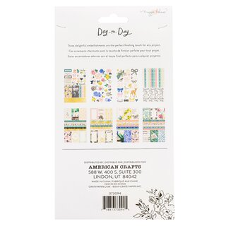 Crate Paper / Maggie Holmes - Day To Day - Sticker Book (Icon)