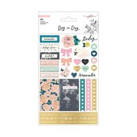 Crate Paper / Maggie Holmes - Day To Day - Sticker Book...