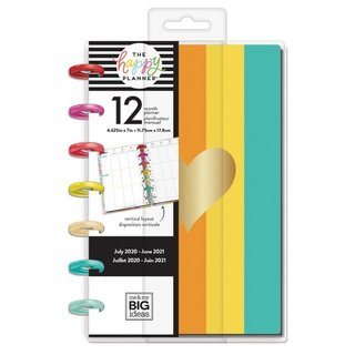 Me & My Big Ideas - Create 365 - MINI Happy Planner 12 Months (Color Me Happy)