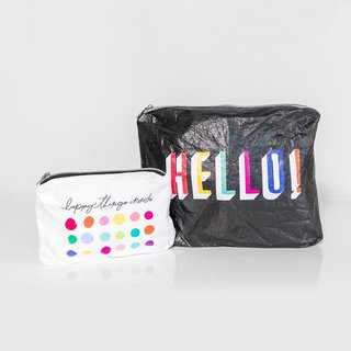 Me & My Big Ideas - Create 365 The Happy Planner - Portable Pouches  (Hello Planner)