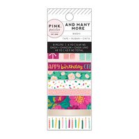 Pink Paislee - And Many More - Washi Tape Set (Champagne...