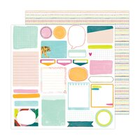 Amy Tangerine / American Crafts - Brave And Bold - Take Note