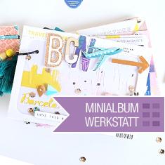 Minialbum Werkstatt