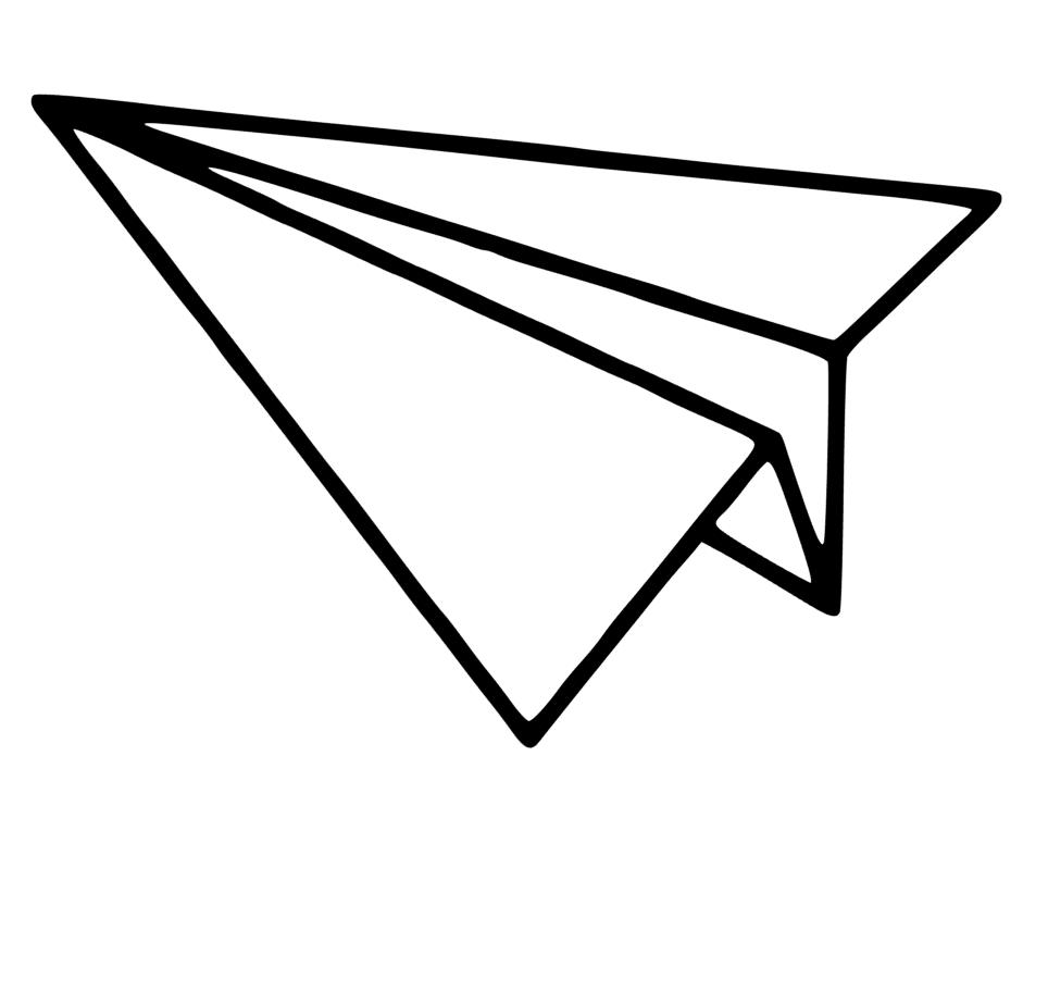 cutfile paperplane